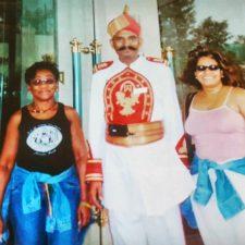 Hotel Arrival NewDeli-India