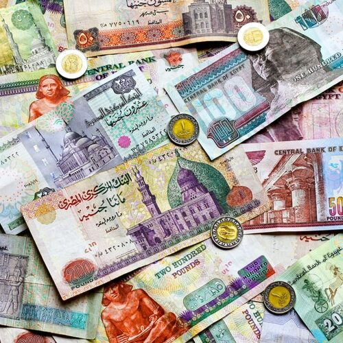 Currency-Egypt